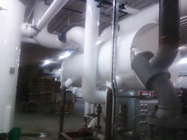 commercial refrigeration insulation